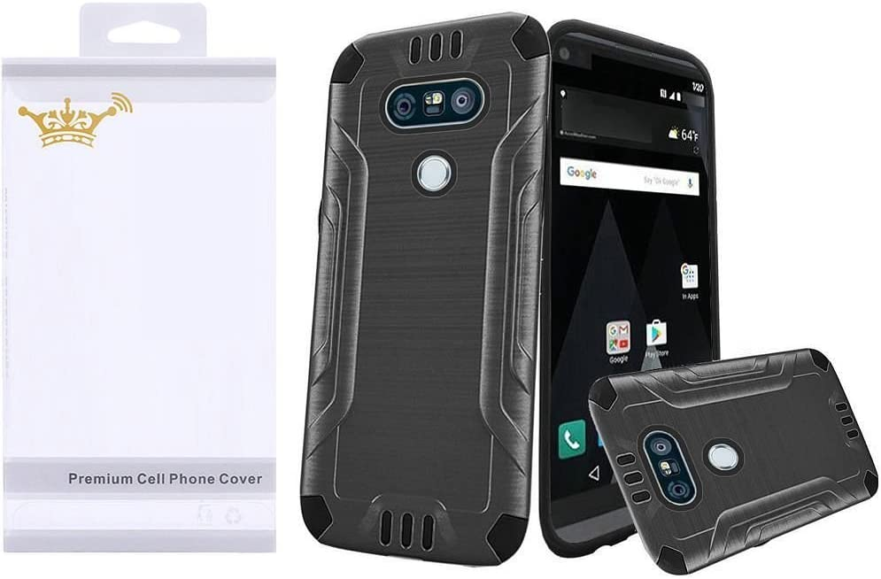 HRWireless HR inalámbrico teléfono Celular Caso para LG V20 – Gris ...