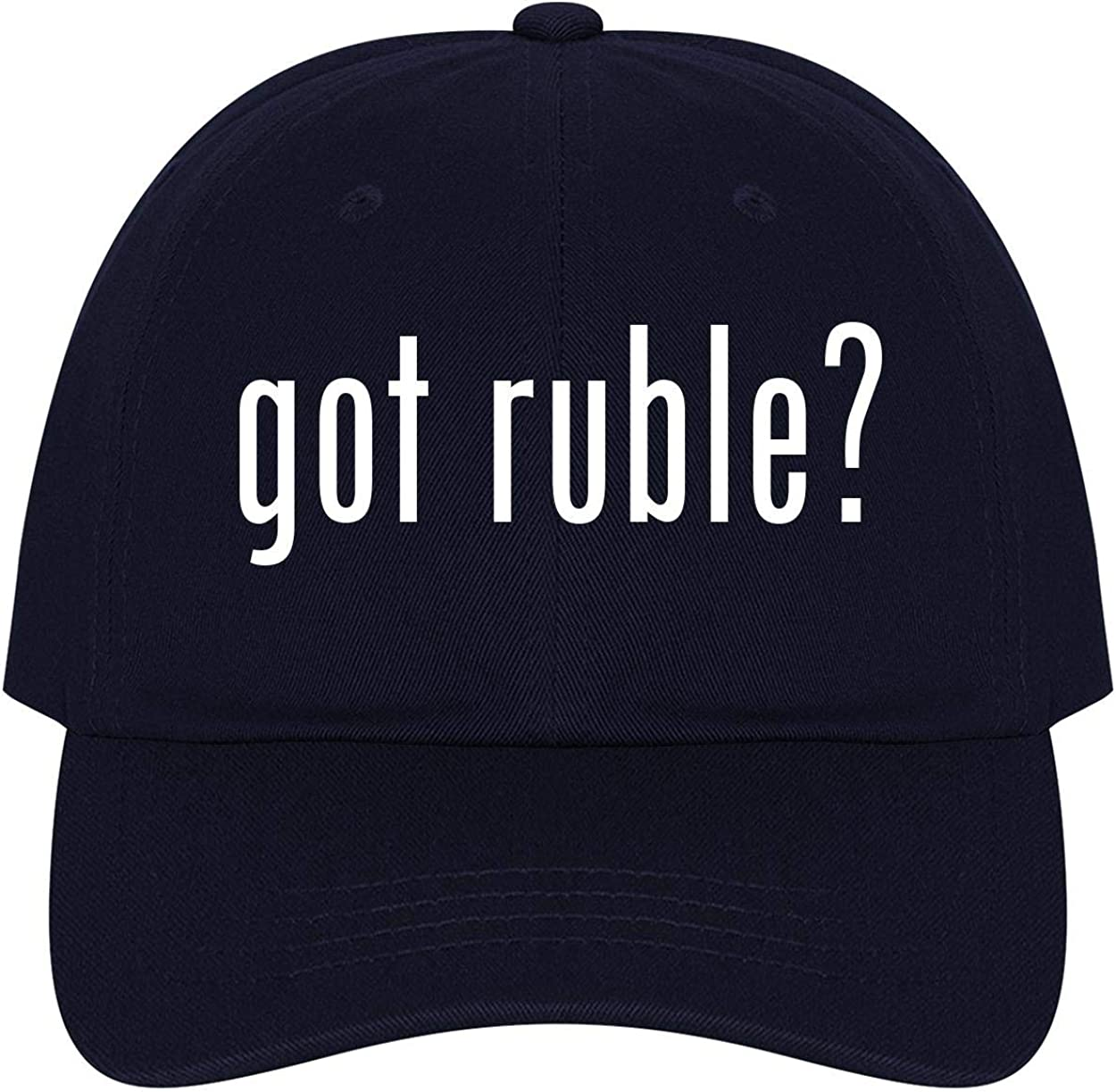 A Nice Comfortable Adjustable Dad Hat Cap The Town Butler got Ruble?