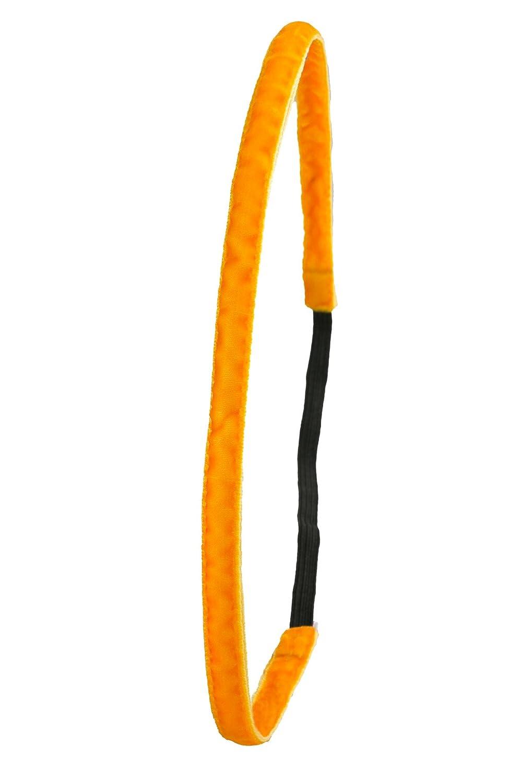 One Size IVY724 Das Anti-Rutsch Haarband Ivybands/® Orange Superthin