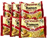 Maruchan CHICKEN FLAVOR Ramen Noodle Soup 3oz (12 pack)