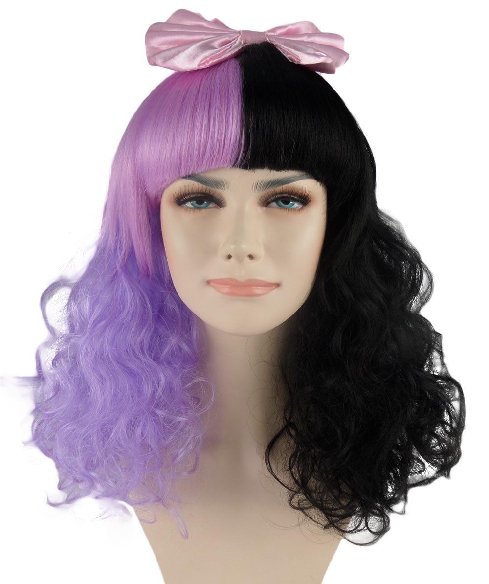 Favoriete Melanie Martinez Dollhouse Cosplay Costume Wig ANHW-558UK: Amazon  BT85