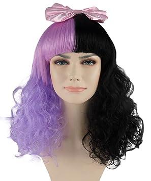 Melanie Martinez Dollhouse Cosplay Costume Wig Anhw 558uk Amazon Co