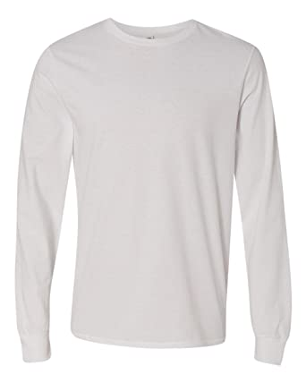 a0922c50d25 Fruit of the Loom Long-Sleeve T-Shirt in and Sizes: Amazon.co.uk ...