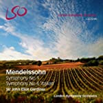 Mendelssohn: Symphonies Nos. 1 & 4 [H...