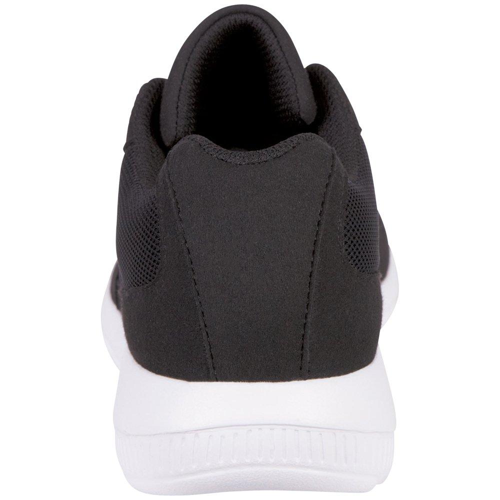 Kappa Unisex Pink) Erwachsene schwarz Pink) Unisex Follow Sneaker Schwarz (1122 ... da66e8