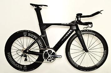 Stradalli TT - Triatlón para Bicicleta (Carbono, TTR-8) Shimano ...