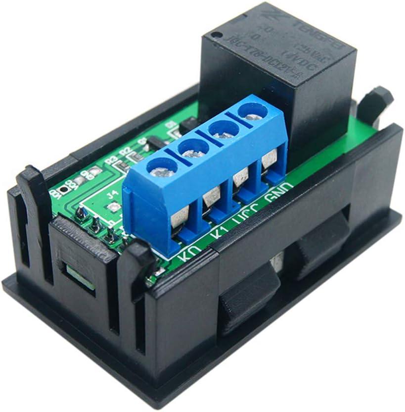 Broadroot 12V T2302 Zeitverzögerung Relais Modul Zyklus Timer Digital LED D
