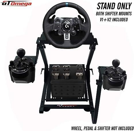 GT Omega Soporte de Volante PRO para Logitech G29 G920 Thrustmaster T500 T300 TX y TH8A