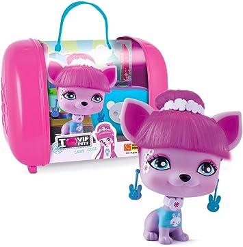 Festa Toys Vip Pets Cuccioli Alla Moda Multicolore 711525im2 Amazon It Giochi E Giocattoli