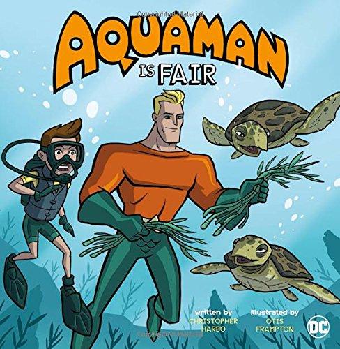(Aquaman Is Fair (DC Super Heroes Character)