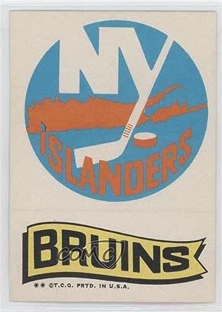 Amazon.com: New York Islanders Team; Boston Bruins Team ... Bruins Roster 1973
