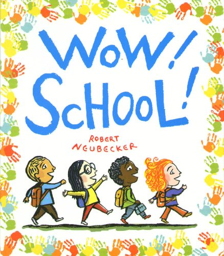 Wow! School! (Wow! Picture Book, A) PDF