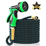 Best garden hoose - [New 2018] Expandable Garden Hose 50Ft Extra Strong Review