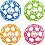 Rhinotoys Oball Rattle (colors may vary)
