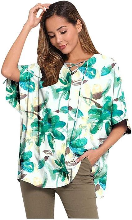 ZODOF Camisa Mujeres Blusa Casual Tops Manga Larga Camisa de Corbata de Oficina de Mujer Blusa Básicas Tops blusas elegantes: Amazon.es: Instrumentos musicales