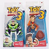 Samanis 18 Cm Toy Story Woody And Buzz Light Year Action Figure Set(2Pcs/Set)