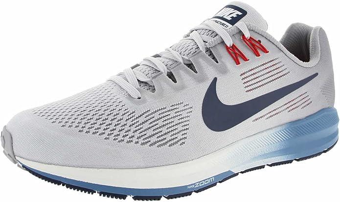 NIKE Air Zoom Structure 21, Zapatillas de Deporte para Hombre: Amazon.es: Zapatos y complementos