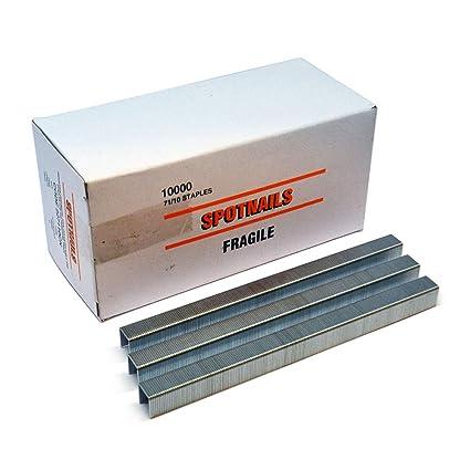 Acero inoxidable serie 71 10 mm grapas aprox 10,000 piezas ...