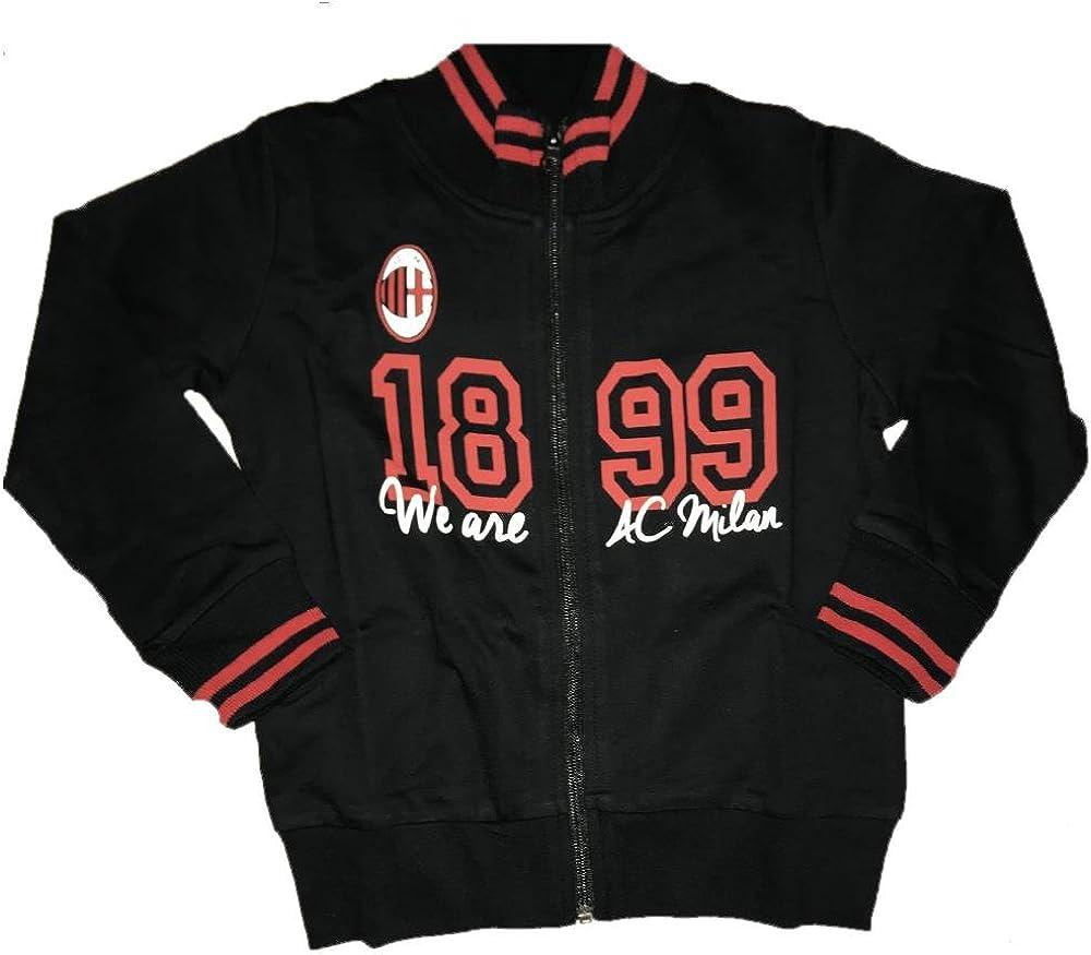 Tutina Bimbo Milan Tuta Calcio Abbigliamento AC Milan PS 27897 ...