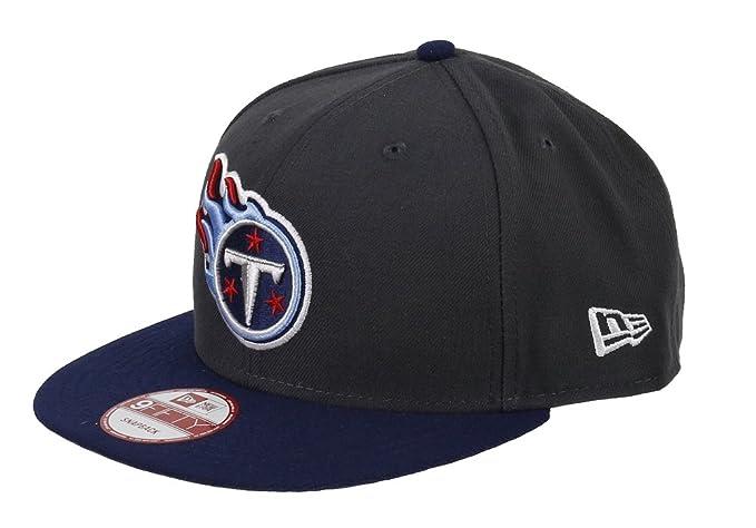 New Era Tennessee Titans 9 Fifty NFL - Gorra Snapback Graphite ...