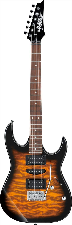 Ibanez GRX70QA-SB GIO Series - Guitarra eléctrica - Sunburst