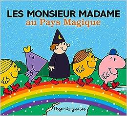 Les Monsieur Madame Au Pays Magique Amazon Fr Adam