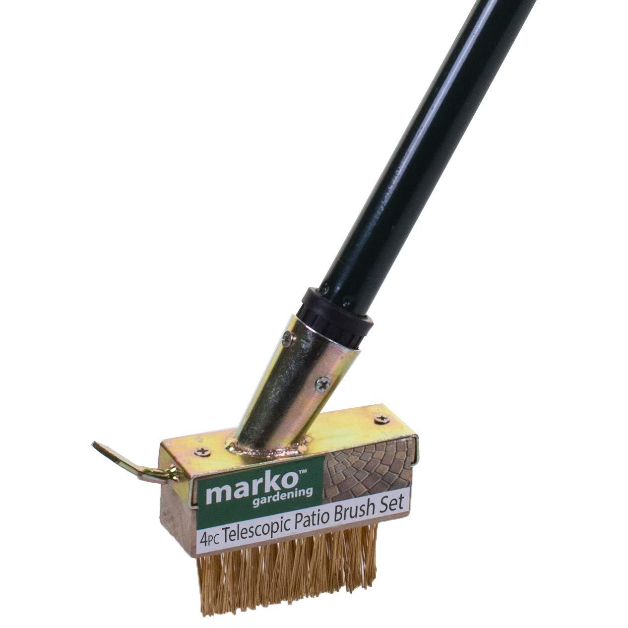 Patio Weeder Tool Set Weed Weeding Moss Remover Trim Garden Paving Decking Slab