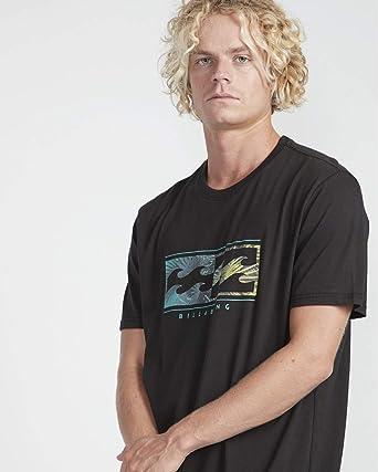 BILLABONG Inversed tee SS Camiseta para Hombre: Amazon.es: Ropa y accesorios