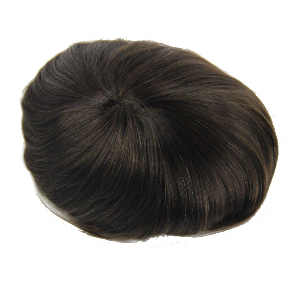Cuidado de la peluca-varios tipos y tamaños de Fabwigs costume chest de pelo de juego de brocas-6 pulgada pila alcalina de la para el hombre de pelo (5 colores disponibles)