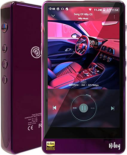 Hiby R6 Tempered Glass Screen Protector Film For Hiby R6 Pro