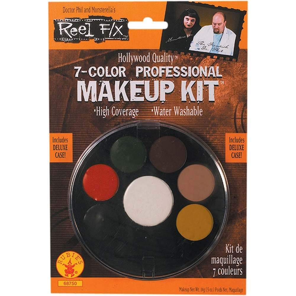 Best Halloween Professional Makeup Kits For Special Effects 2018