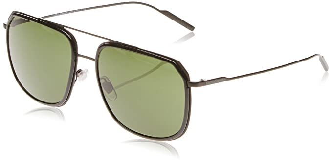 fdecf92f4 Image Unavailable. Image not available for. Color: Dolce & Gabbana Men's  Metal Man Sunglass Aviator ...