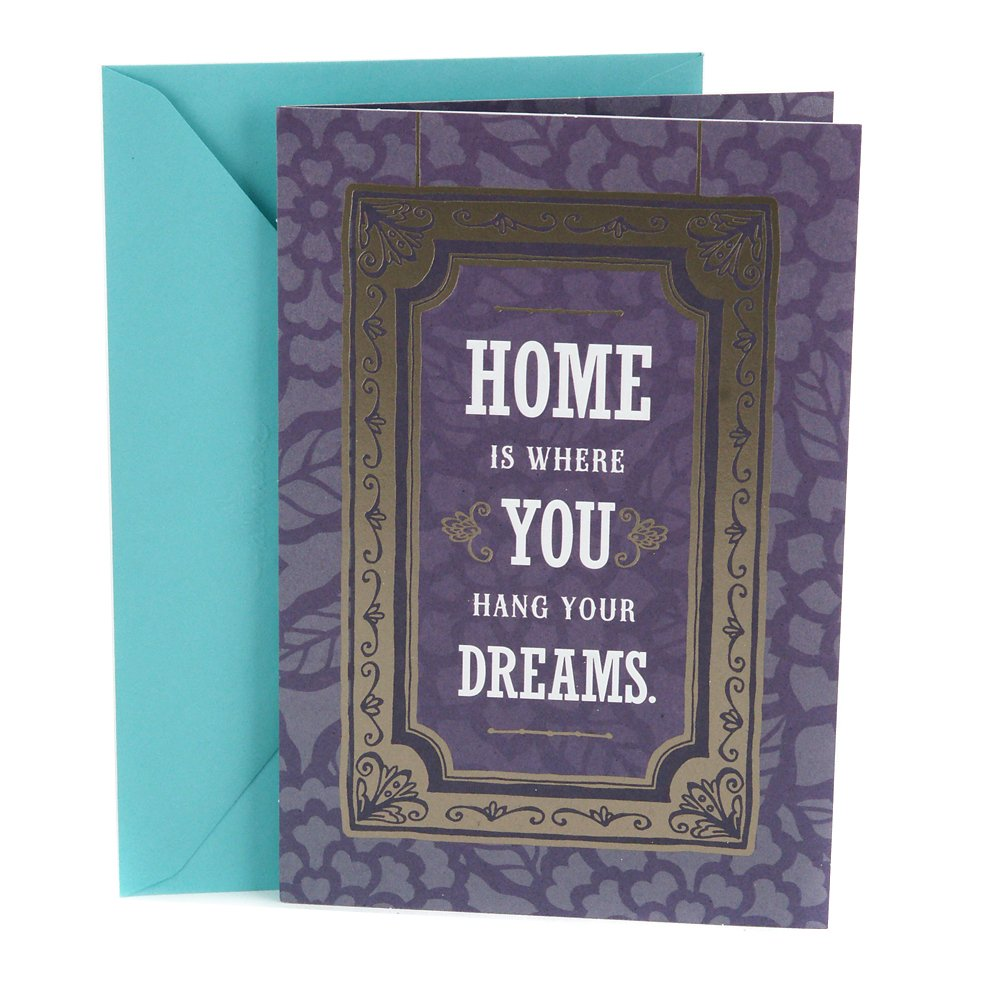Amazon Hallmark New Home Congratulations Greeting Card