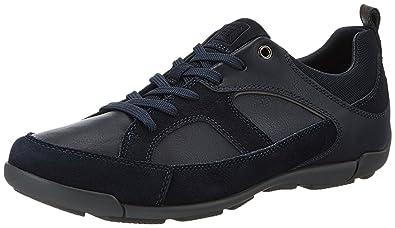 GEOX Wells Sneakers, blau, dunkelblau Geox