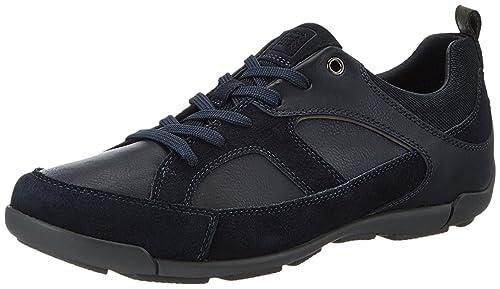 Base London Sneaker Hombre Empress Cordones Leather Softy Tan-41 0j29CfZ