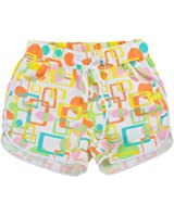 Quick-drying Cotton Beach Pants Sport Shorts Leisure Loose Hot Pant(Colorful)