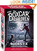 #8: The Boxcar Children Books 1-4