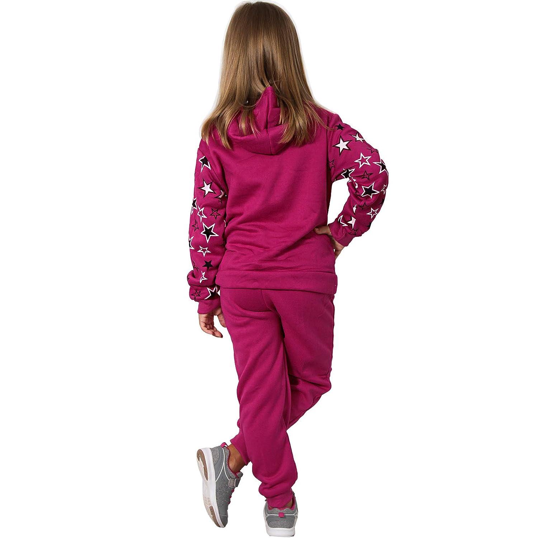 Tuta Termica da Jogging con Unicorno da Bambina Candygirls B545P
