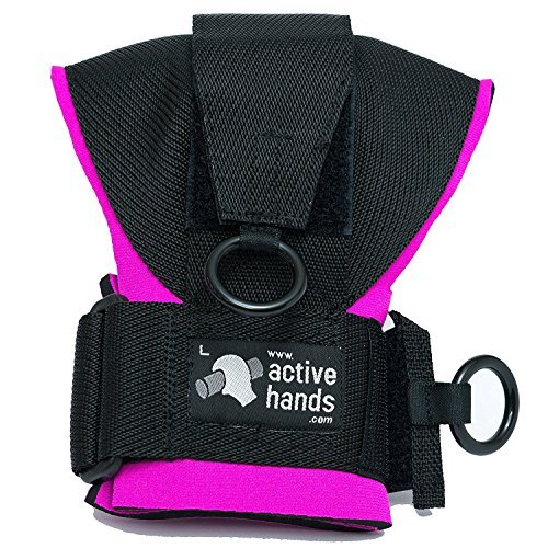Active Hands General Purpose gripping aid Pink (Standard, Left)