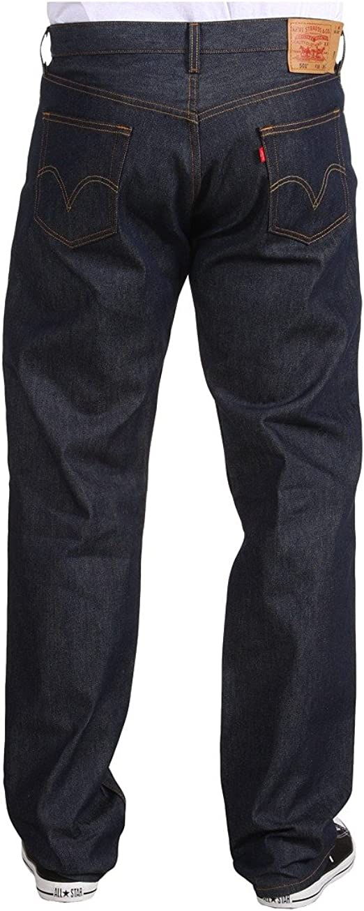Amazon Com Pantalones Levis 501 Originales Ajustables Al Lavar 54w X 29l Clothing