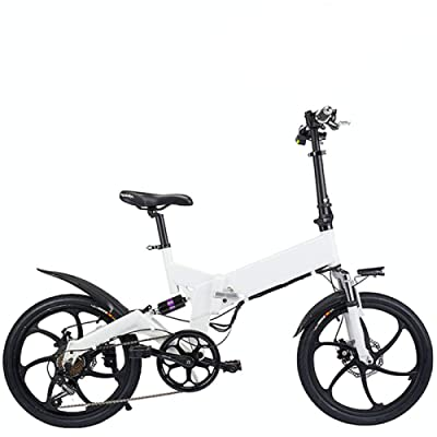LINGS Foldable Bicycle Kids\' Bikes 20 inch Bicycle Adult Mobility Folding Bicycle Portable: Home & Kitchen [5Bkhe1001626]