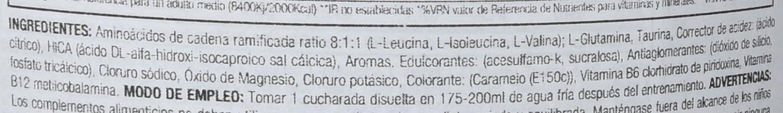 Starlabs Nutrition 8:1:1 mTor XT Cherry Coke - 390 gr: Amazon.es: Salud y cuidado personal
