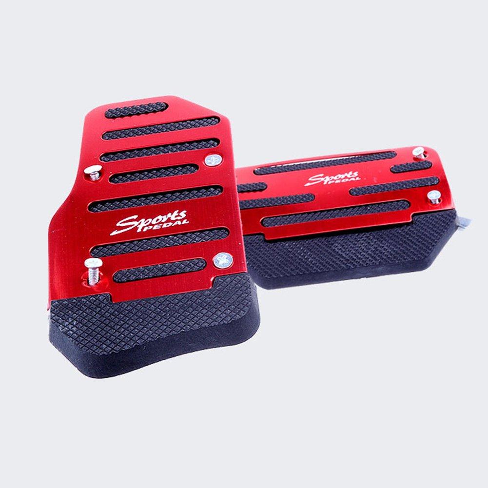 Pedal de pedal antideslizante para coche con pedal de freno manual y acelerador de engranaje autom/ático RONSHIN