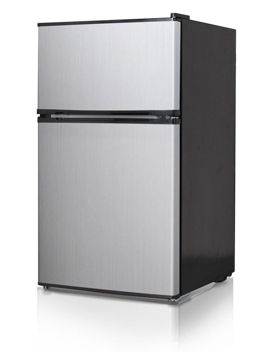 Amazoncom Midea WHD125FSS1 Compact Refrigerator Black with