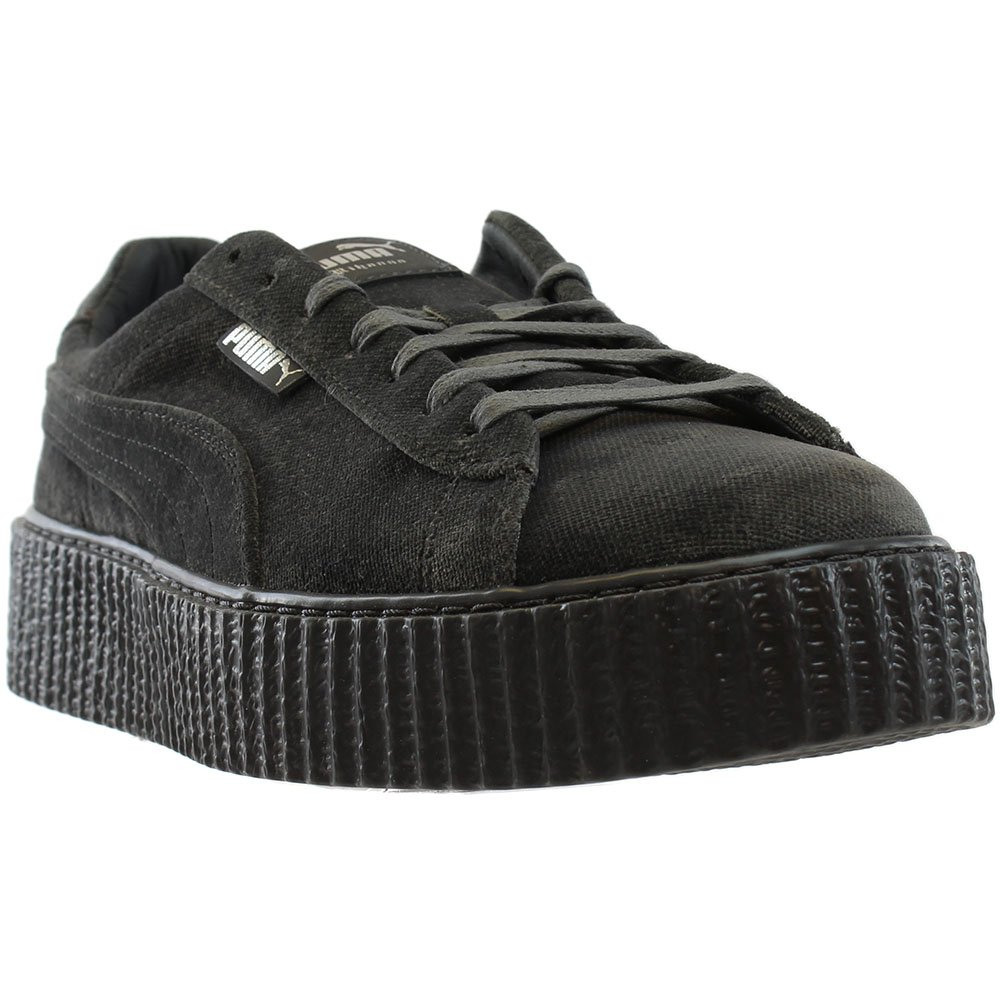 sports shoes afb6c e0612 PUMA Mens Fenty Creeper Velvet Athletic & Sneakers