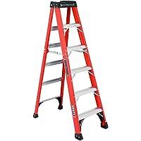 Louisville Ladder 6-Foot Fiberglass Step Ladder