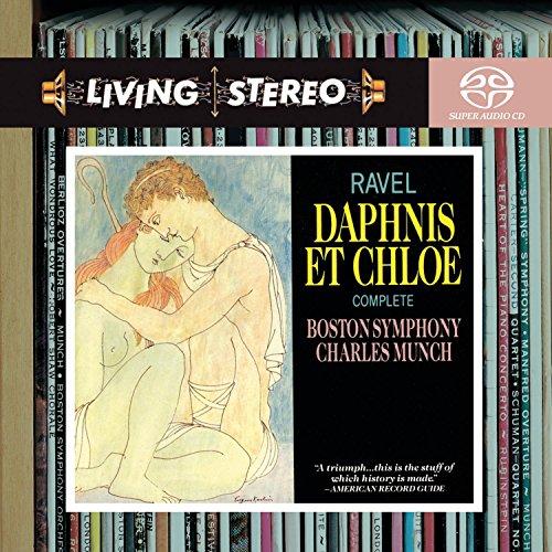 Ravel: Daphnis Et Chloe (Complete)