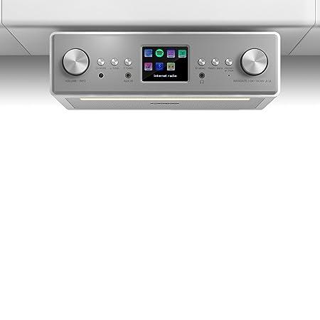 Auna Kr 190 Kr 200 Radio Digitale Amazon De Elektronik