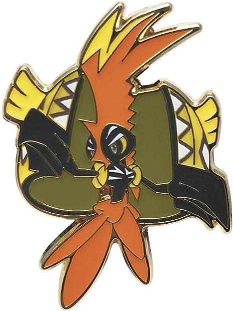 Pokemon Tapu Koko Pin Collection Booster aus Sun and Moon XY Zyklus Englisch