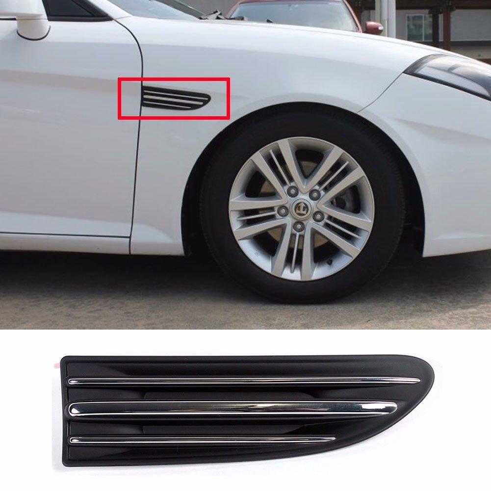 Hyundai Fender Grill Garnish Insert RH for 2007-2008 Tiburon Coupe OEM Parts